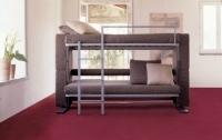 divano trasformabile in letto a castello